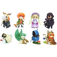 The Ancient Magus' Bride MAG Premium Vignette Collection Mascot Collection 7 Set + 1 Set (Bonus Character - Chise Wolf Ver.)