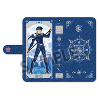 Fate/Grand Order Cell Phone Wallet Case Lancer/Cu Chulainn