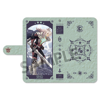 Fate/Grand Order Cell Phone Wallet Case Saber/Siegfried