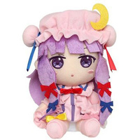 Taito - Touhou Project Plush Collection Vol.3 - Patchouli Knowledge