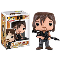 The Walking Dead - Daryl with Rocket Launcher Pop! Vinyl