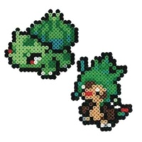 Nanobeads - Pokemon - Bulbasaur / Chespin - 103