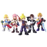 Final Fantasy - Opera Omnia Trading Arts Figures (Sold Separately in Blind-Boxes)