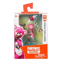 Fortnite - Battle Royale Collection -  Cuddle Team Leader - 2-Inch Mini Figure