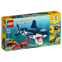 Lego - Creator -  Deep Sea Creatures - 31088