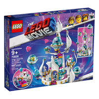 LEGO The Movie 2 Queen Watevra's 'So-Not-Evil' Space Palace 70838