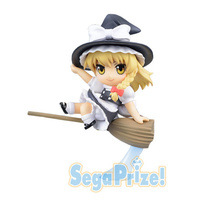 Touhou Project - Kirisame Marisa - Mini Display Figure