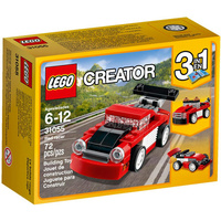 Lego - Creator - Red Racer - 31055