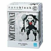 Nanoblock - Evangelion 4th Angel - 280 Pieces