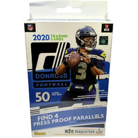 NFL - 2020 Donruss - Football Hanger Box
