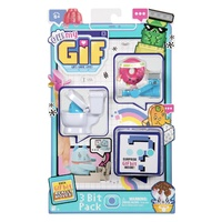 "Oh My Gif !! - Series One - The 3 Bit Pack - ""Toilet"""