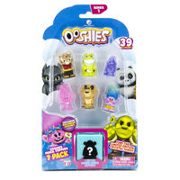 Ooshies - DreamWorks - Series One  - 7 Pack - #4