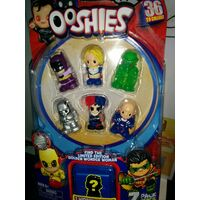 Ooshies - DC Comics - Series Four  - 7 Pack - #2