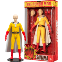 "One Punch Man - Saitama 7"" -  Scale Action Figure"