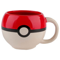 Pokemon - Poke ball - Moulded Mug