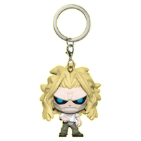 My Hero Academia - All Might (True Form) - Pop!! Vinyl Keychain