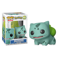 Pokemon - Bulbasaur - Pop! Vinyl Figure