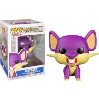 Pokemon - Rattata - Pop! Vinyl Figure