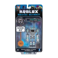 Roblox - Imagination Figure Pack - Noob Attack - Mech Mobility