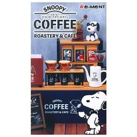 Peanuts: Snoopy Coffee Roastery & Cafe - Single Blind-Box