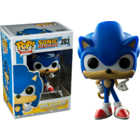 Sonic the Hedgehog - Sonic with Ring - Pop! Vinyl Figure