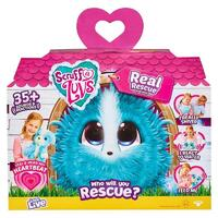Scruff-a-Luvs - Real Rescue - Electric Pet (With Heartbeats)