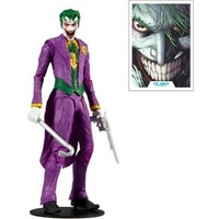 "Batman - The Joker - Rebirth DC Multiverse  -7"" Action Figure"