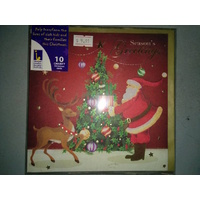 Charity Christmas - Xmas Card Box Sets - 10 Cards - Starlight Foundation