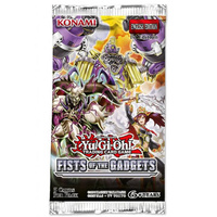 YUGIOH - Fists Of The Gadgets - Boosters